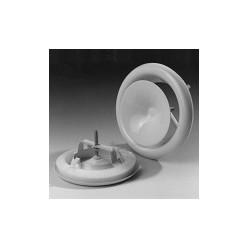 ZVM160 Zuluftventil metall weiss_4851