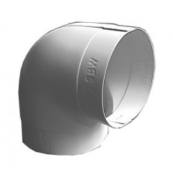 49701 PVC-Bogen 90° 40mm_5645