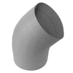 8341 PVC-Bogen 45° 40mm_5669