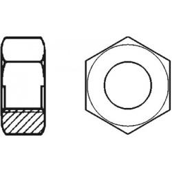 150-140000 Sechskant-Muttern 0.8D_5857