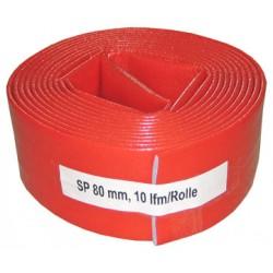 8.NW100.SPI PE-Schutzschlauch rot_7023