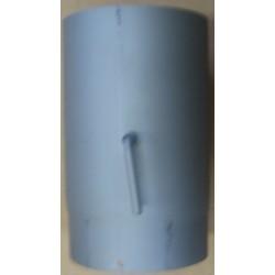15-120 Rauchrohr mit Drosselklappe_7883