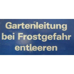"B1d Bezeichnungskleber ""Gartenleitung…""_8350"