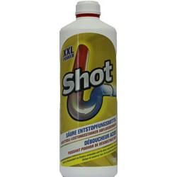 708001 Entstopfungsmittel Shot XXL Power Netto_9271